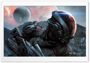 Mass Effect Andromeda N7...