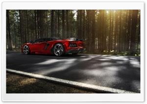 Lamborghini Aventador Mansory...