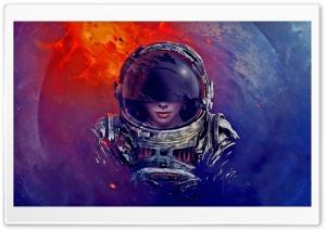 Astronaut, Artwork