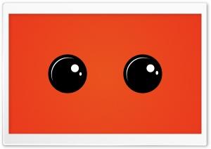 Eyes - Orange