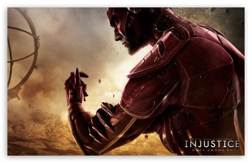 Download Injustice Gods Among Us 2013 UltraHD Wallpaper