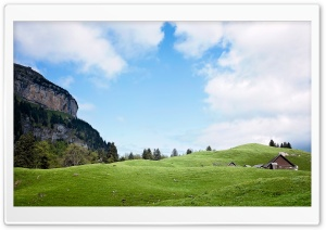 Switzerland Mountain Landscape