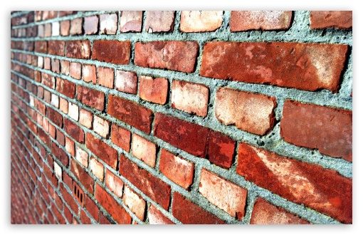 Download BrickWall UltraHD Wallpaper