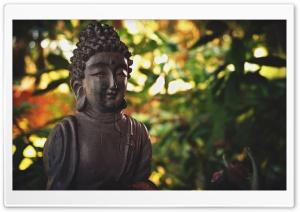 Asian Buddha Statue