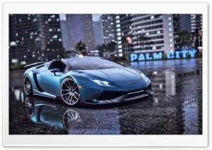 Need for Speed Heat Lamborghini