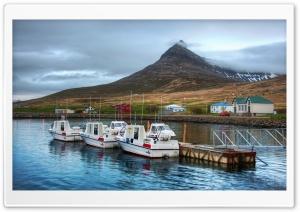 Boats At The Harbor