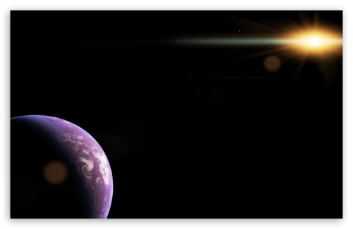 Download 1080p Pink Planet Name Needed UltraHD Wallpaper