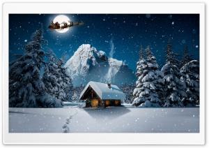 Christmas Winter 4K