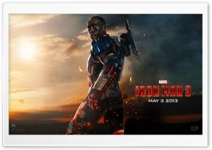 Iron Man 3 - War Machine