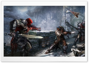 Lords Of The Fallen 2014