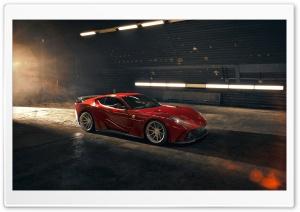2019 Novitec Red Ferrari 812...