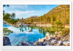 Tahoe Lake Transparent Water