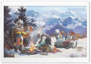 Horizon Zero Dawn Concept Art