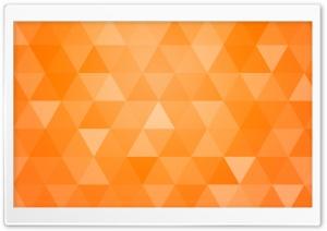 Orange Abstract Geometric...