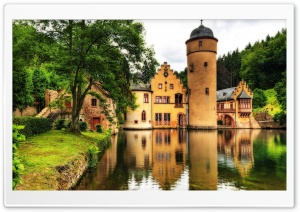 Mespelbrunn Castle, Germany