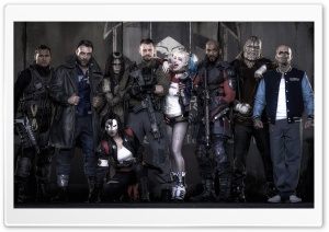 Suicide Squad 2016 Movie