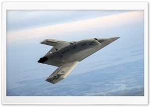 Northrop Grummans X-47B Pegasus