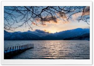 Lake At Nikko, Japan