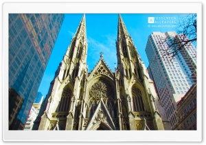 The Cathedral of St Patrick,...