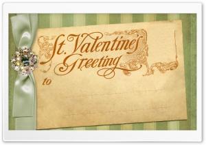 Saint Valentine Greetings -...