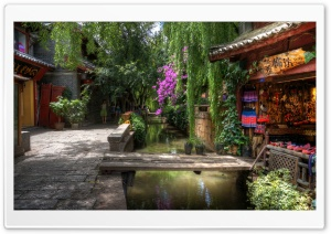 Sunny Day in Lijiang