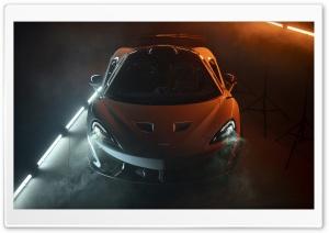 2021 McLaren 620R Car Novitec