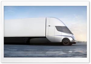 Tesla Semi Electric Truck...