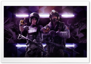 Tom Clancys Rainbow Six Siege...