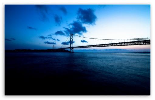Download Akashi Kaikyo Bridge UltraHD Wallpaper