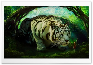 White Tiger The Guardian
