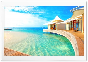 Luxury Water Bungalows