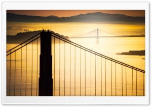 Sunrise Over San Francisco Bay