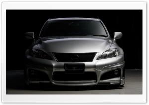Lexus IS F Front