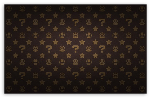 Download Mario Stars UltraHD Wallpaper