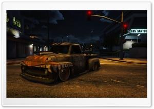 GTA V Car Cinematic