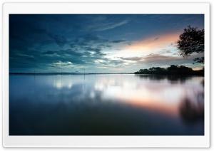 Lake In Japan Honshu