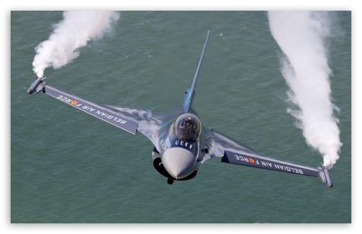 Download F-16 Falcon UltraHD Wallpaper