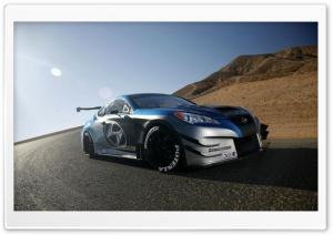 Hyundai Sport Car 4
