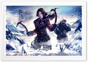 Rise Of The Tomb Raider Russia