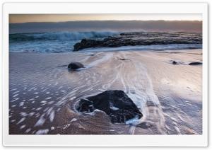 Sea Foam, Greyhound Rock...