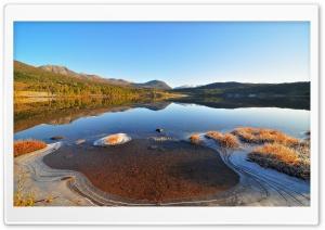 Lakes, Winter