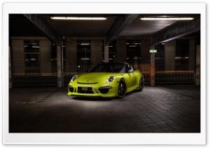 Porsche Techart 911 Targa 4S
