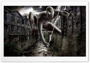 The Amazing Spider Man Artwork