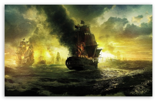 Download 2011 Pirates Of The Caribbean On Stranger Tides UltraHD Wallpaper
