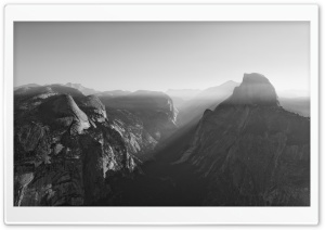 Glacier Point Yosemite...
