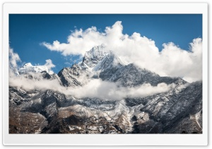 Mount Everest Himalaya Mountains