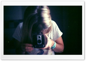 Taking Pictures   Vintage