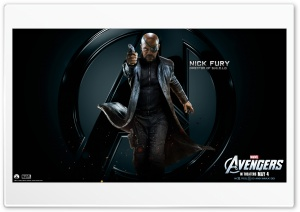 The Avengers Nick Fury