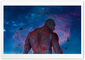 Guardians Of The Galaxy Drax...