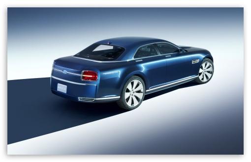 Download Ford Interceptor Concept 2007 1 UltraHD Wallpaper
